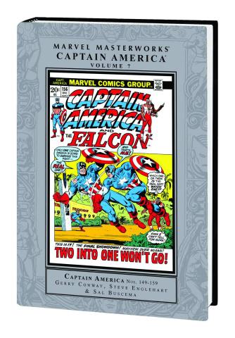 Captain America Vol. 7 (Marvel Masterworks)
