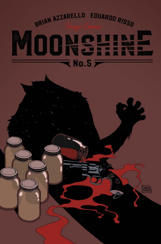 Moonshine #5 (Risso Cover)