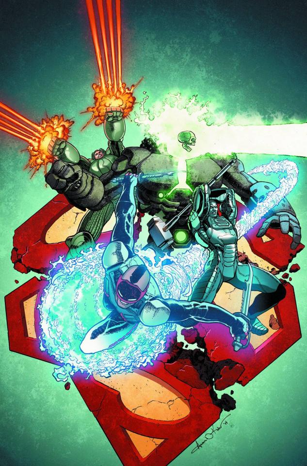Action Comics #31