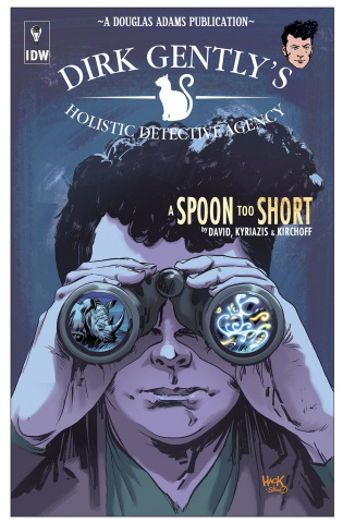 Dirk Gently's Holistic Detective Agency Vol. 1: A Spoon Too Short