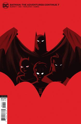 Batman: The Adventures Continue #7 (Justin Erickson Cover)