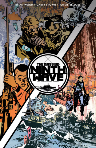 The Massive: The Ninth Wave (Library Edition)