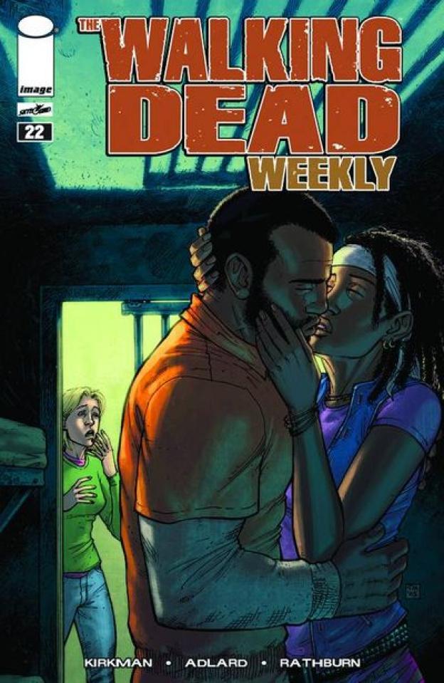 The Walking Dead Weekly #22
