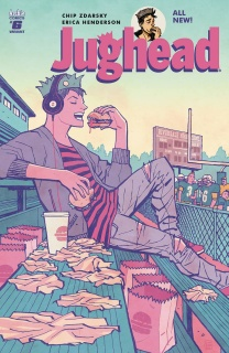 Jughead #6 (Cliff Chiang Cover)