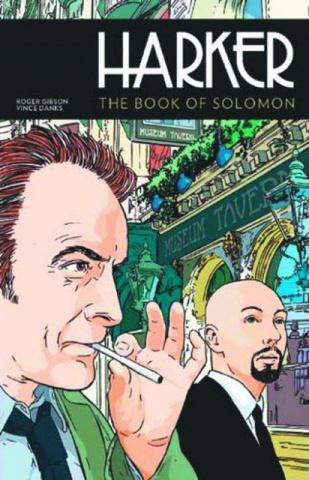 Harker Vol. 1: The Book of Solomon