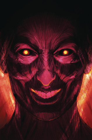 The Low, Low Woods #6 (Jenny Frison Cover)