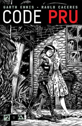Code Pru #2 (Pure Art Cover)