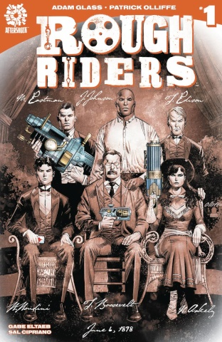 Rough Riders #1 (2nd Printing)
