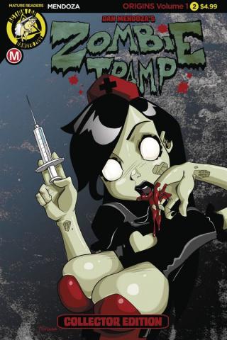 Zombie Tramp: Origins #3 (Mendoza Cover)