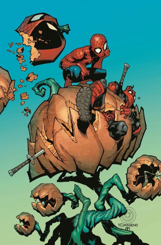 Spider-Man / Deadpool #24
