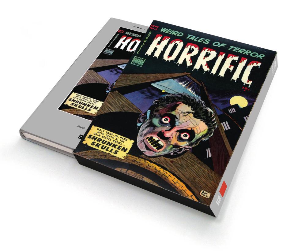 Horrific (Slipcase Edition)