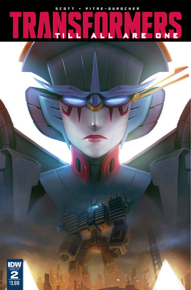 The Transformers: Till All Are One #2