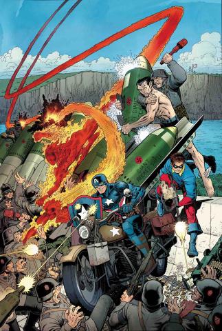 Captain America: Steve Rogers #13