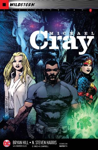 Wildstorm: Michael Cray #12