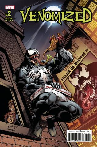 Venomized #2 (Artist Cover)