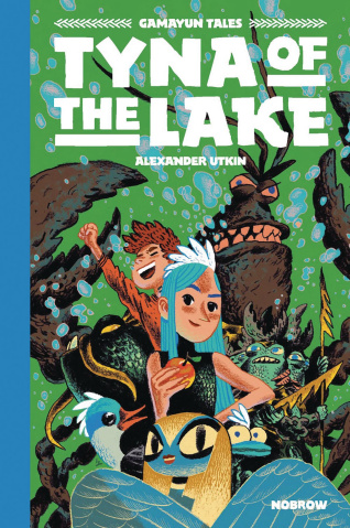 Gamayun Tales Vol. 3: Tyna of the Lake