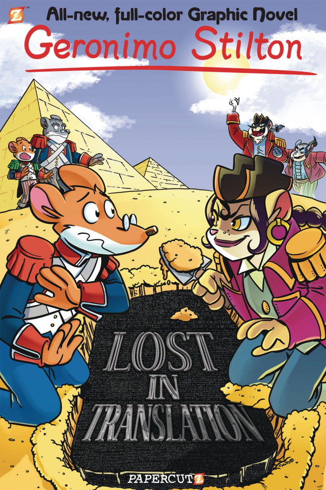 Geronimo Stilton Vol. 19: Lost in Translation