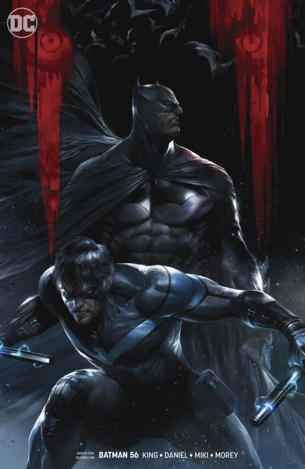 Batman #56 (Variant Cover)
