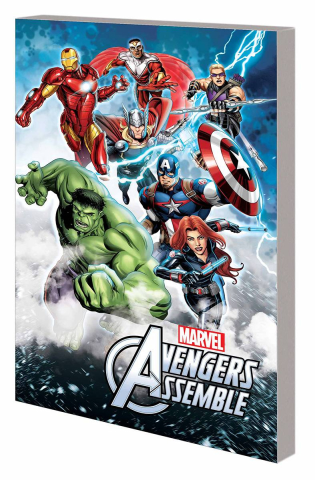 Marvel Universe: All-New Avengers Assemble Digest Vol. 4