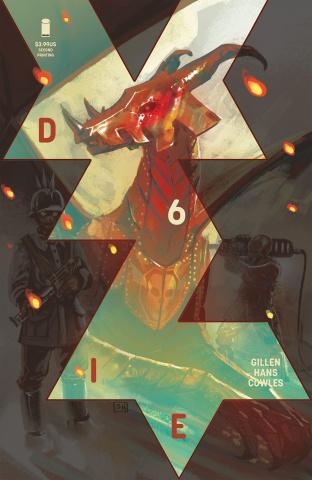 Die #6 (2nd Printing)