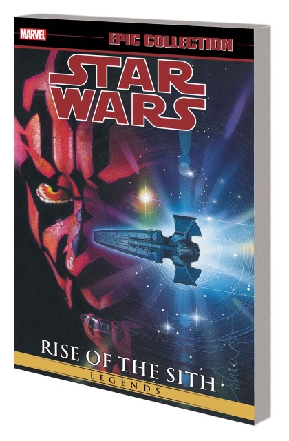 Star Wars Legends: Epic Collection Vol. 2: Rise of the Sith