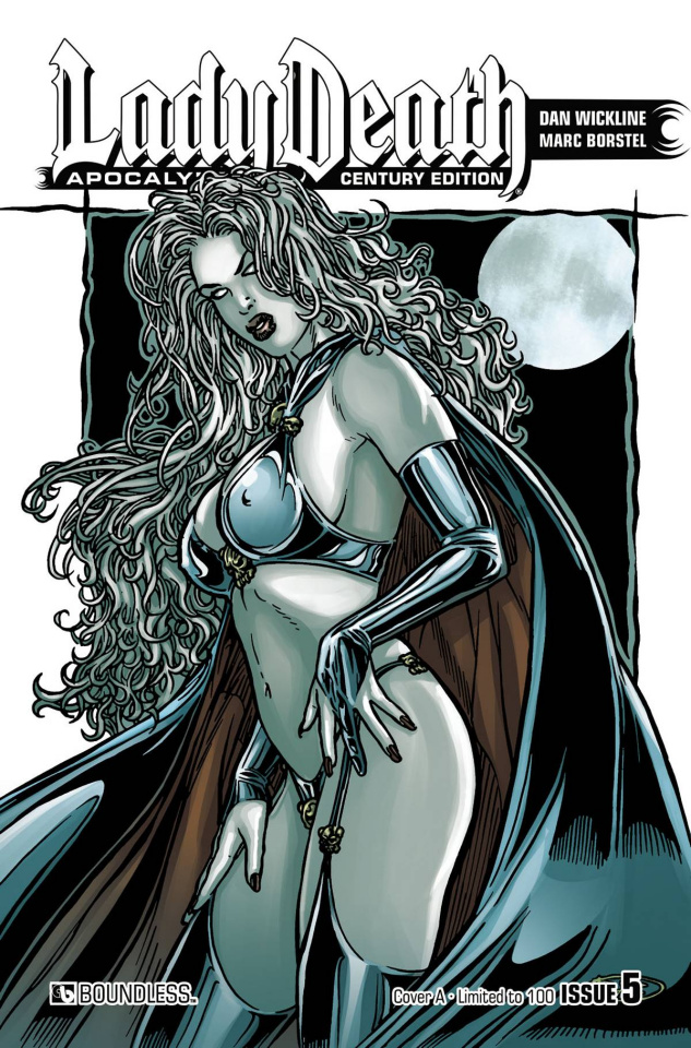 Lady Death: Apocalypse #5 (Century Set)