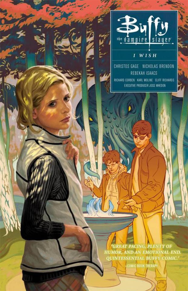 Buffy the Vampire Slayer, Season 10 Vol. 2: I Wish