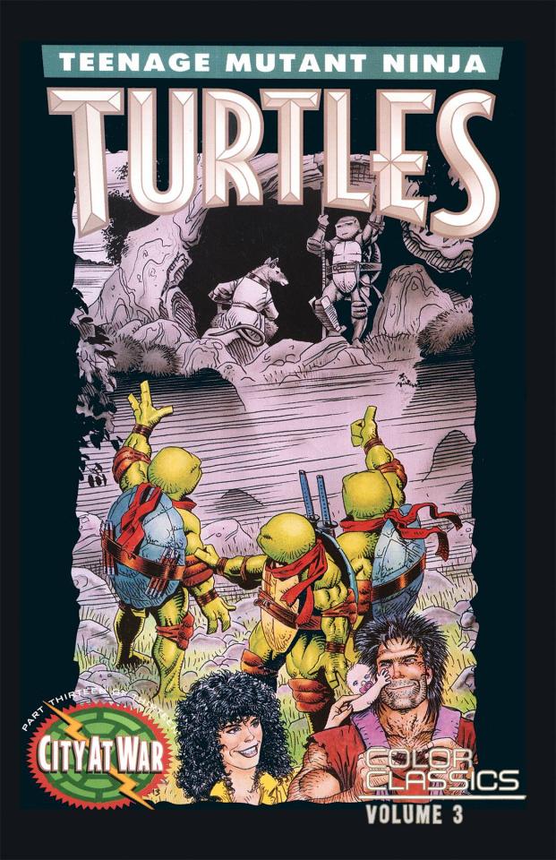 Teenage Mutant Ninja Turtles Color Classics: Series 3 #15