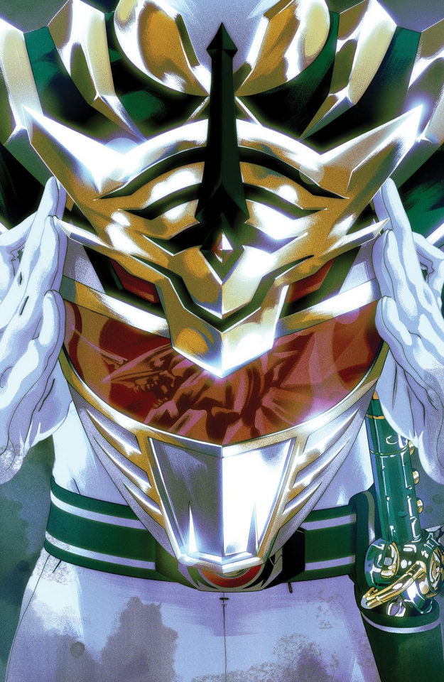 Mighty Morphin' Power Rangers #9 (2nd Printing)
