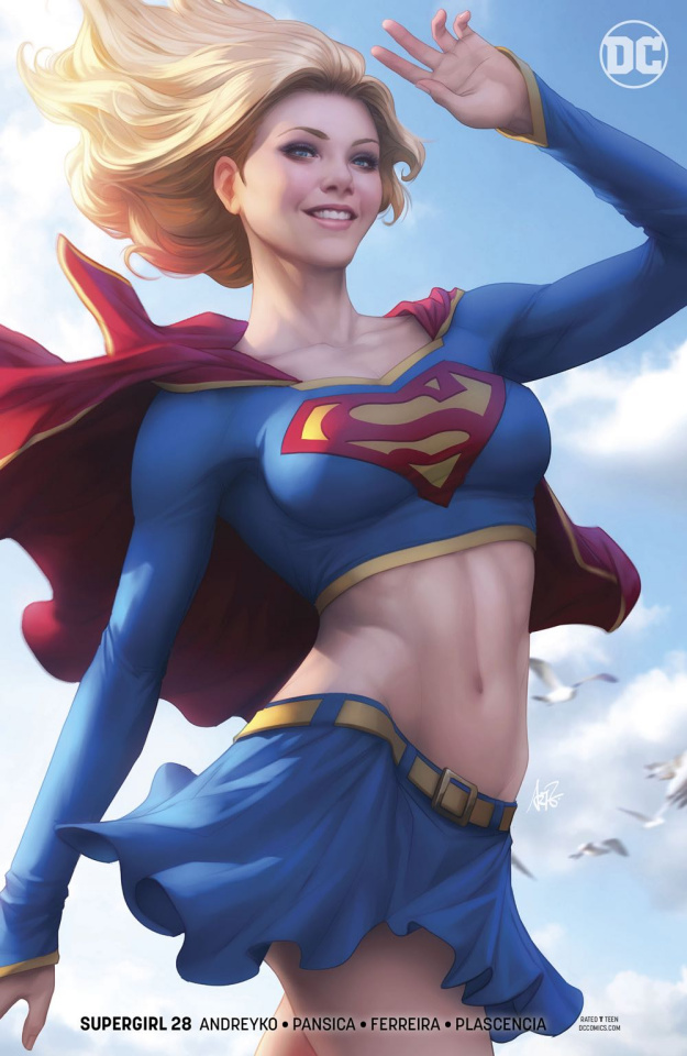 Supergirl #28 (Variant Cover)