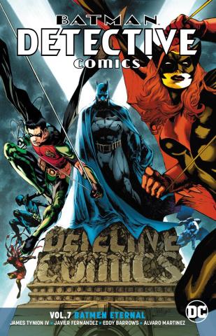 Detective Comics Vol. 7: Batman Eternal