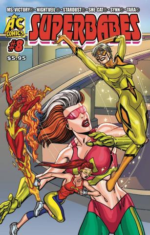 Superbabes: Starring the FemForce #8