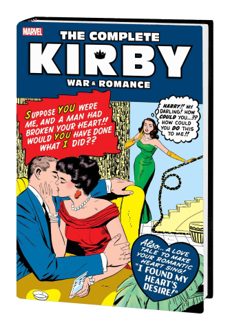 The Complete Kirby War & Romance (Romance Cover)