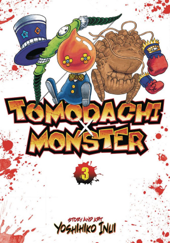 Tomodachi X Monster Vol. 3