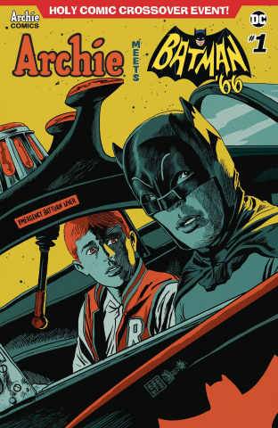 Archie Meets Batman '66 #1 (Francavilla Cover)