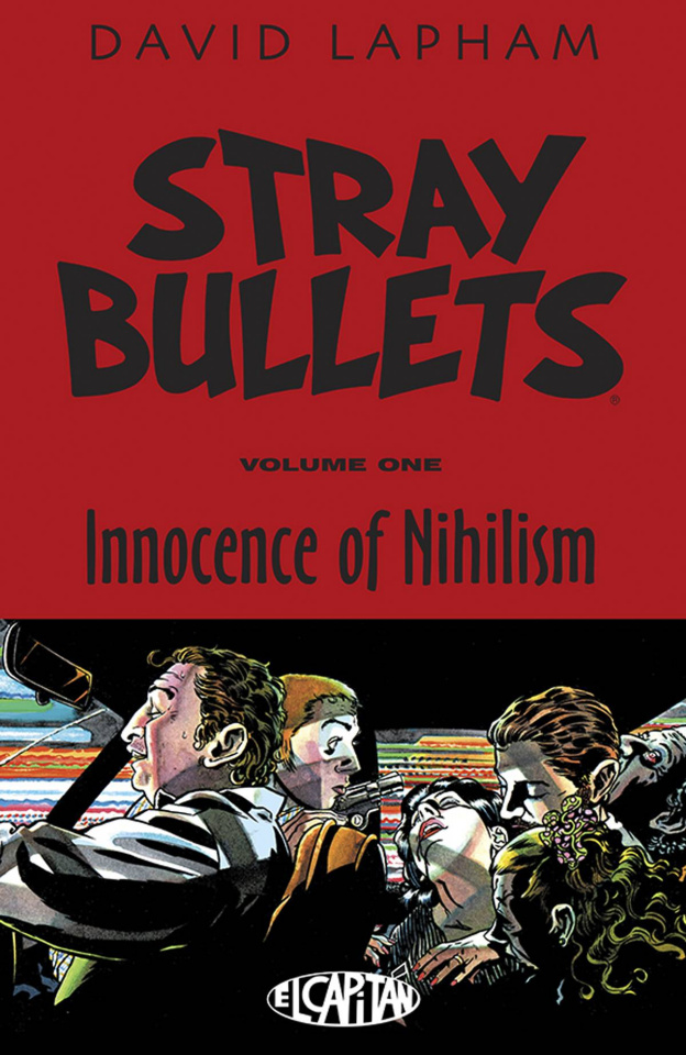 Stray Bullets Vol. 1: Innocence of Nihilism