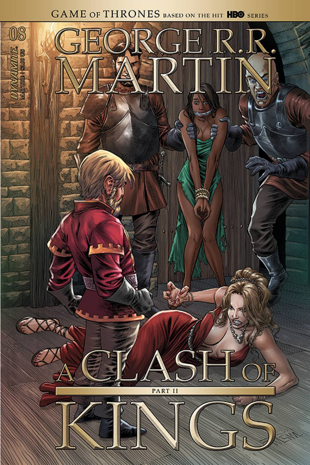 A Clash of Kings #10 (Miller Cover)