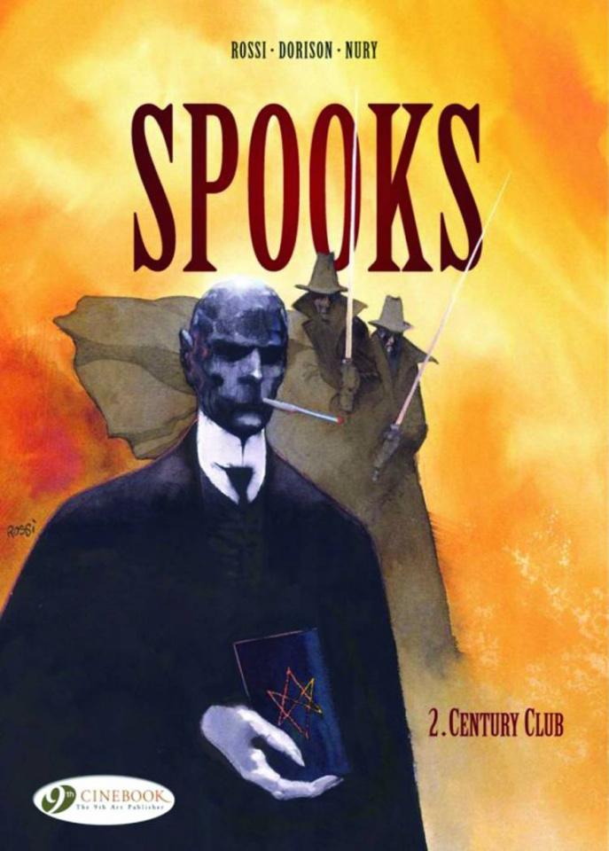 Spooks Vol. 2: Century Club