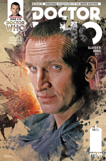 Doctor Who: New Adventures with the Ninth Doctor #10 (Photo Cover)