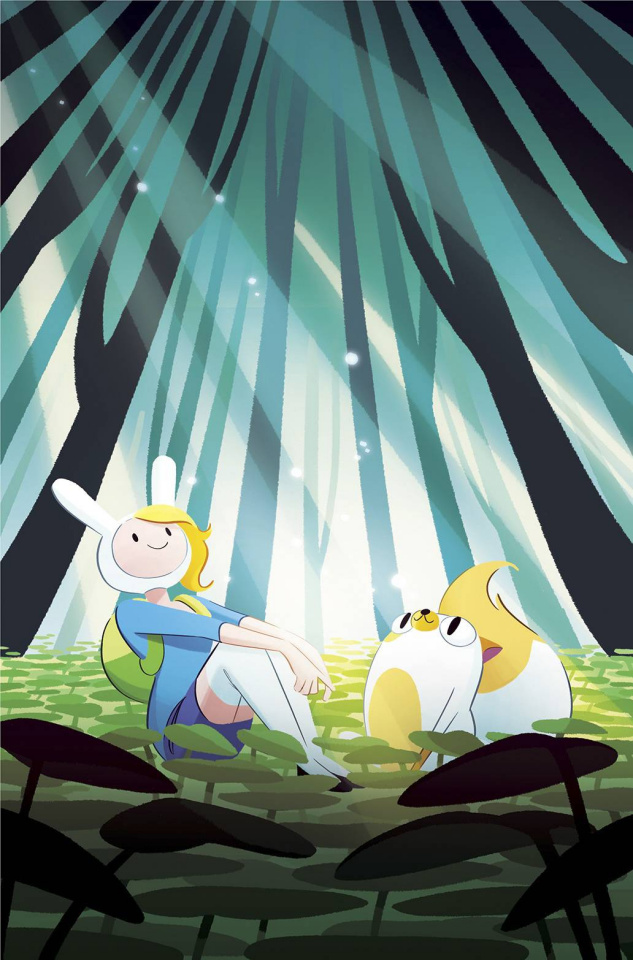 Adventure Time with Fionna & Cake: Card Wars #5 (20 Copy)