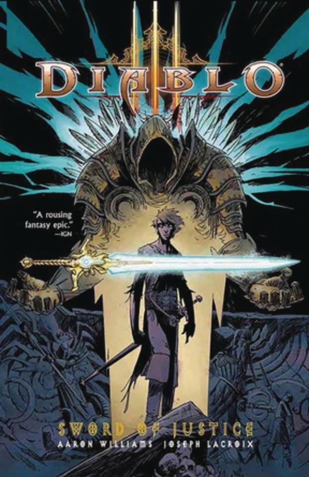 Diablo: The Sword of Justice