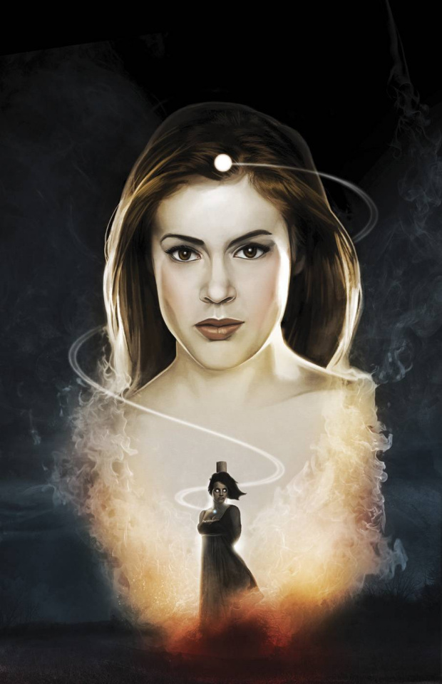 Charmed, Season 10 #6 (Seidman Cover)
