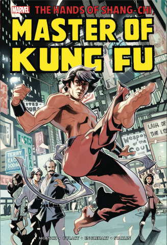 Shang-Chi: Master of Kung Fu Vol. 1 (Omnibus)