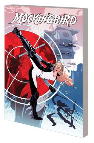 Mockingbird Classic: Bobbi Morse  -Agent of S.H.I.E.L.D.