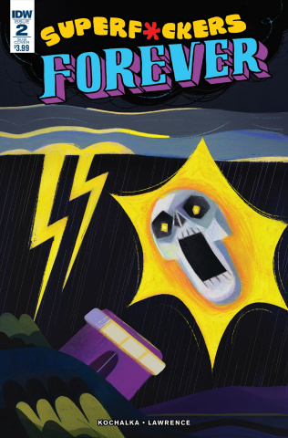 Super F*ckers Forever #2 (Subscription Cover)