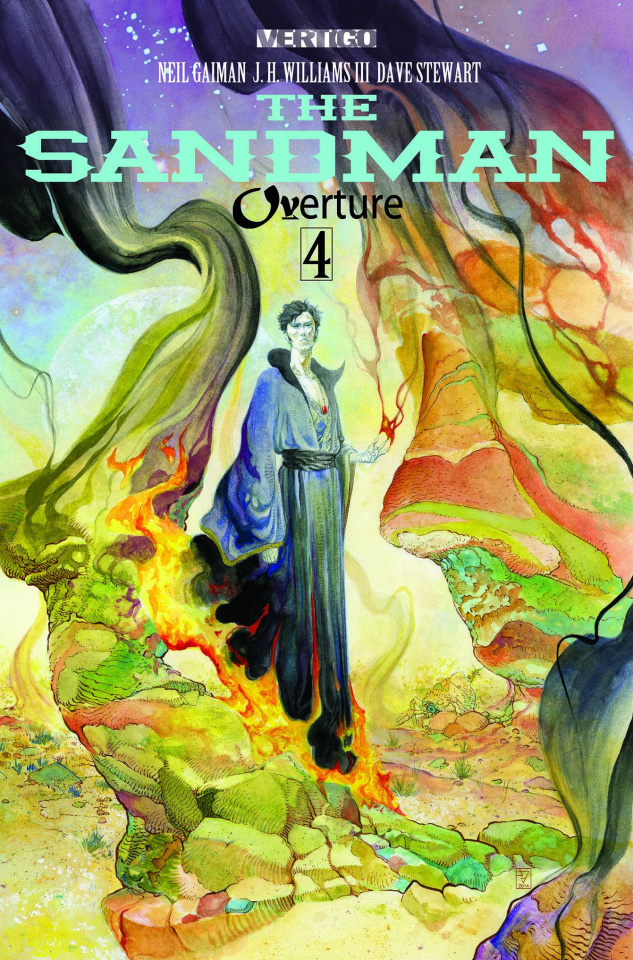 The Sandman: Overture #4