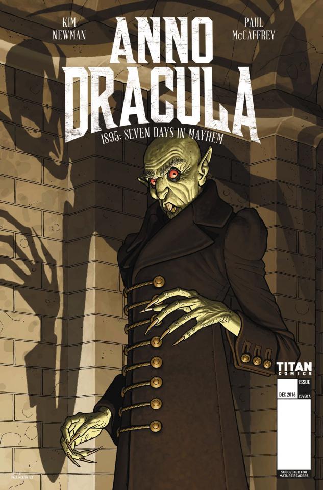 Anno Dracula #3 (McCaffrey Cover)