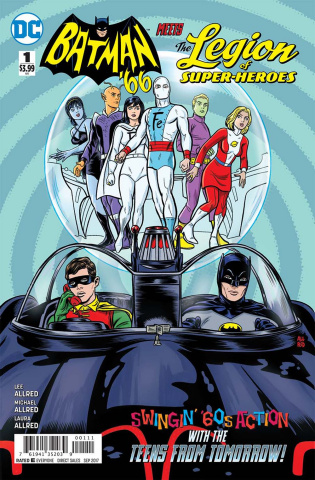 Batman '66 Meets The Legion of Super Heroes #1