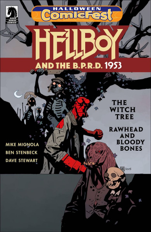 Hellboy and the B.P.R.D. 1953: The Witch Tree & Rawhead and Bloody Bones (HCF 2017)