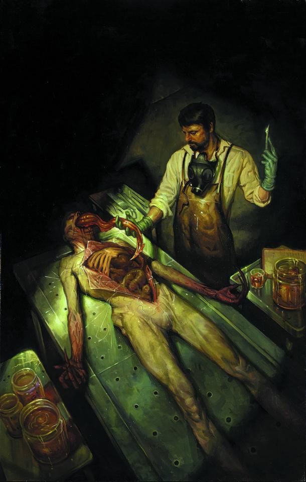 The Strain: The Night Eternal #3
